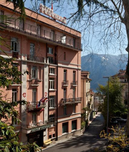 Hotel Federale, 6900 Lugano