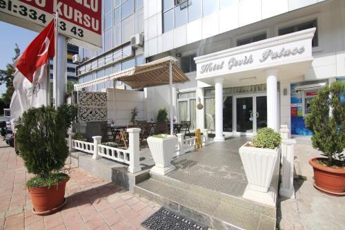 Antalya Cevik Palace Otel indirim kuponu