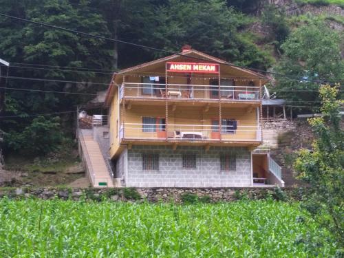 Uzungol Ahsen Mekan Apart rezervasyon