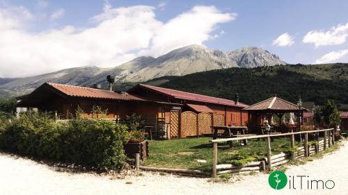 Accommodation in Magliano de' Marsi