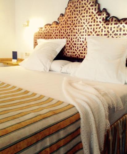 Habitación Doble Clásica con bañera de hidromasaje - 1 o 2 camas - Uso individual Las Casas de la Judería de Córdoba 26