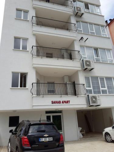 Yomra Ayvaz Apartment yol tarifi
