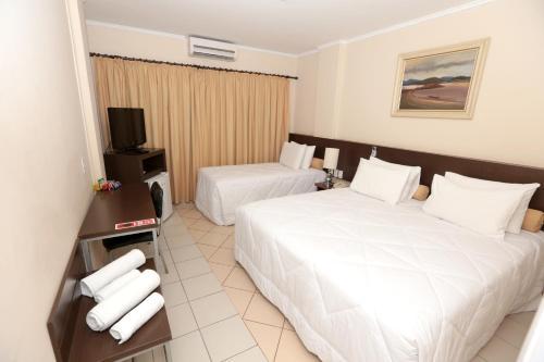 Imperador Palace Hotel Franca