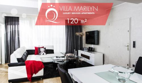 . The Queen Luxury Apartments - Villa Marilyn