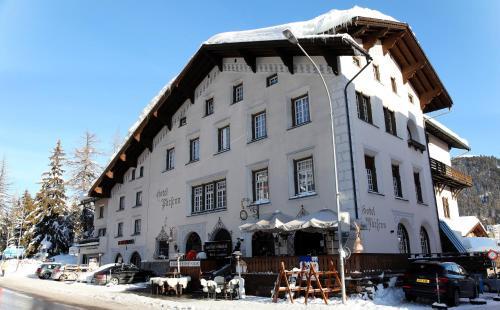 Hotel Parsenn Davos-Platz