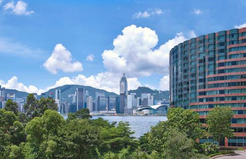 New World Millennium Hong Kong Hotel impression