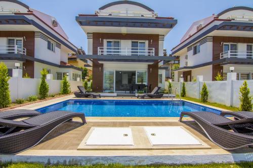 Fethiye Tala Villa 13 adres