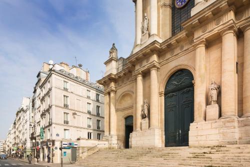 Hôtel Londres Saint Honoré - Hôtel - Paris