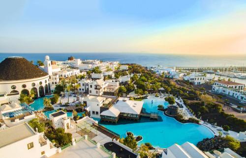 Hotel the volcan lanzarote review canary islands spain for Designhotel lanzarote