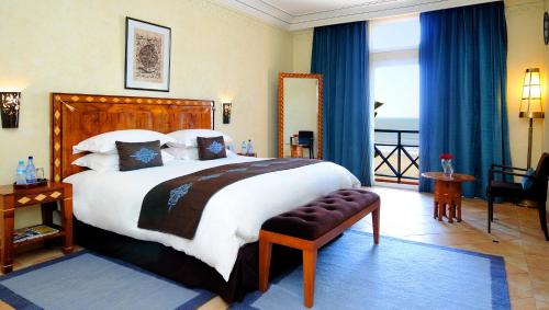 Hotel Le Médina Essaouira Thalassa sea & spa – Mgallery rom bilder