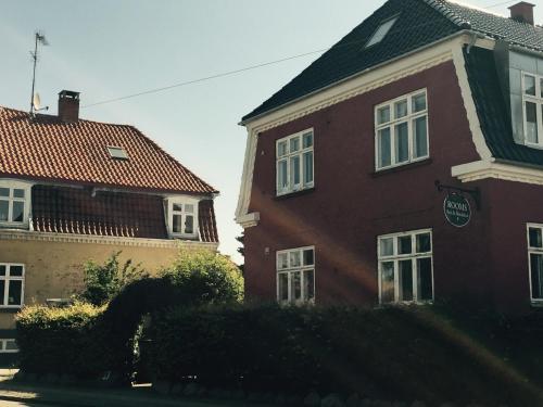 bedandshower, Pension in Kopenhagen