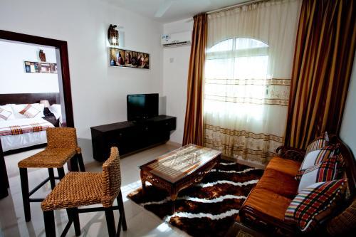 Residence Lagon Bleu Стандартный двухместный люкс с 1 кроватью