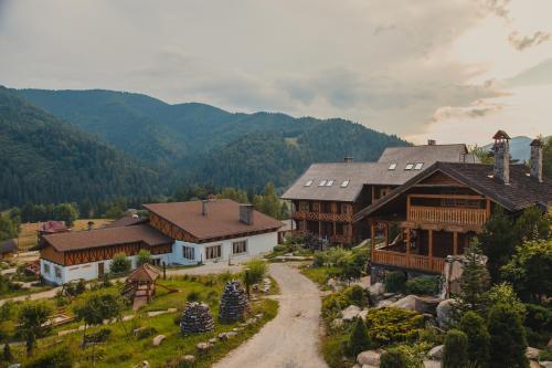 Koruna - Accommodation - Tatariv