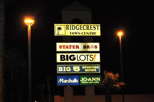 A Nights Inn - Ridgecrest, CA 93555