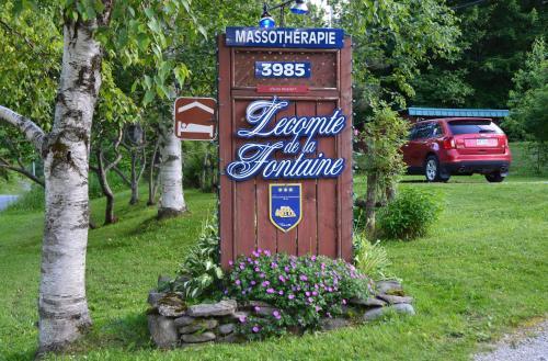 . Lecomte De La Fontaine