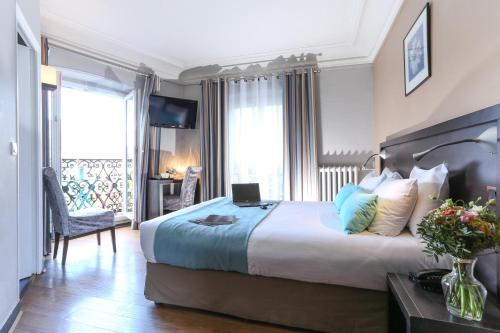 Avalon Hotel Paris Gare du Nord - Hôtel - Paris
