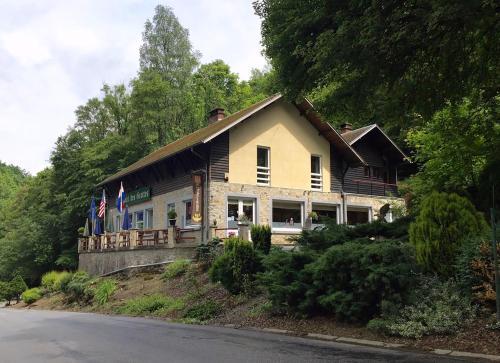 . Chalet Des Grottes