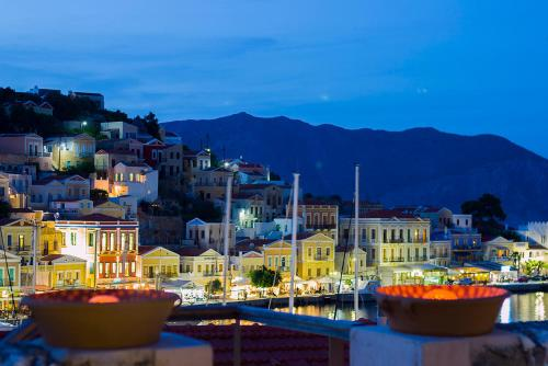 Kali Strata, Symi 85600 Greece.