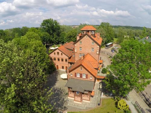 Hotel Młyn Aqua Spa Biblioteka (B&B)