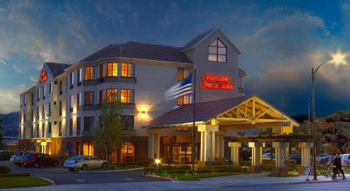Hampton Inn & Suites San Francisco-Burlingame Ca