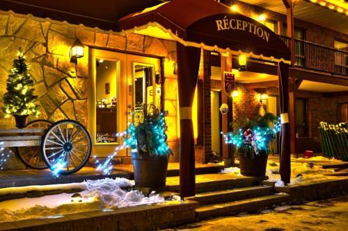 Complexe Le 60 - Hotel - Piedmont