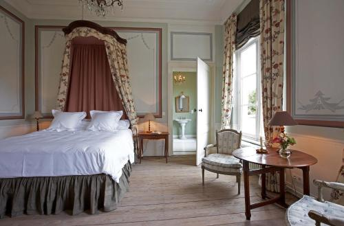 B&B De Corenbloem Luxury Guesthouse Двухместный номер Делюкс с 1 кроватью