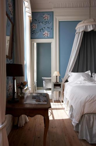 B&B De Corenbloem Luxury Guesthouse Двухместный номер «Комфорт» с 1 кроватью