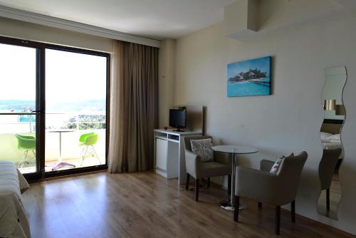 Prenses Koyu Hotel 房间的照片
