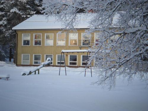 Hotel-overnachting met je hond in Gafsele Lappland Hostel - Väster Gafsele