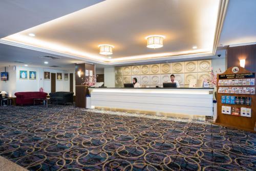 . Hotel Sentral Riverview Melaka