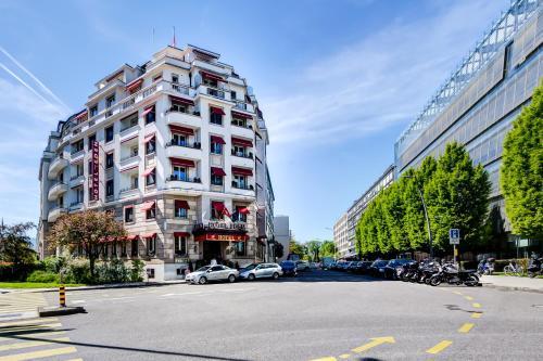 Hotel Eden - Geneva