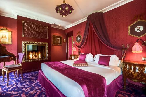La Villa Royale - Hôtel - Paris