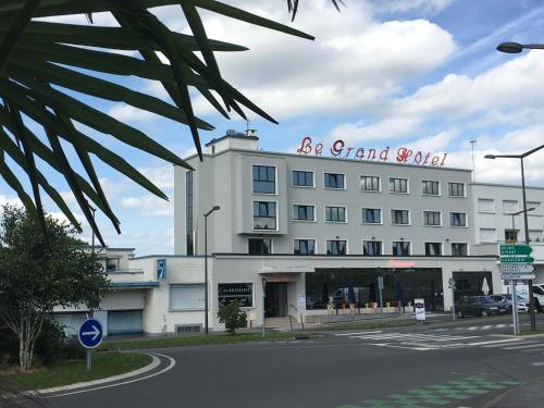 . Le Grand Hotel