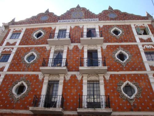 HotelEdificio Coatepec