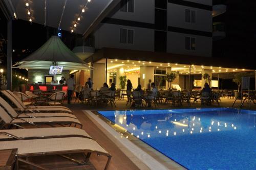 Alanya Vega Green Apart Hotel
