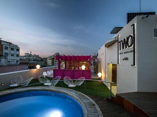 TWO Hotel Barcelona by Axel 4* Sup- Adults Only photo 36
