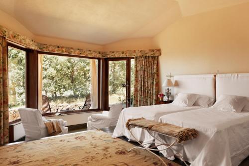 Habitación Doble Superior con terraza Hotel Nabia 11