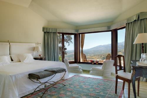 Superior Double Room with Terrace Hotel Nabia 23
