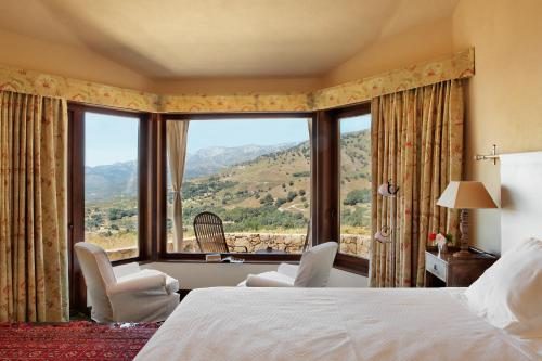 Superior Double Room with Terrace Hotel Nabia 22