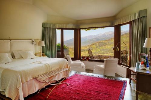 Habitación Doble Superior con terraza Hotel Nabia 21