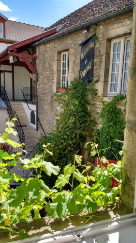 . Hôtel Le Sauvage