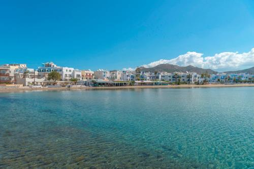 Nissaki Beach, Agios Georgios 84300, Naxos, Greece.