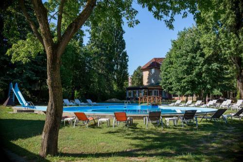 . Wellness Hotel Szindbád