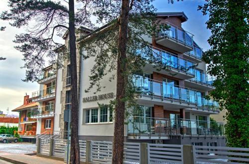 . Haller House Apartamenty