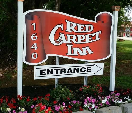 Hotel Red Carpet Inn - Louisville