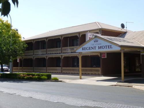 HotelAlbury Regent Motel