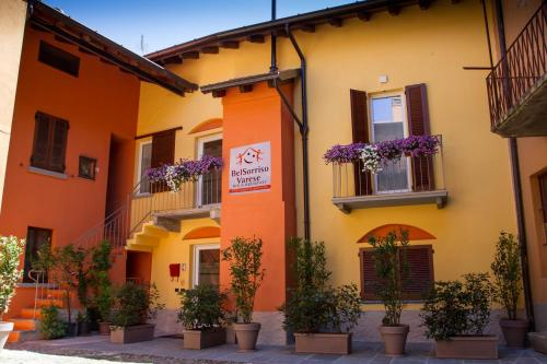 BelsorrisoVarese-Dormire Felice Rooms&Apartments
