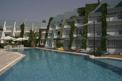 Burhaniye Hotel Nova Apart tatil