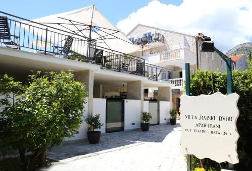 . Villa Rajski Dvor