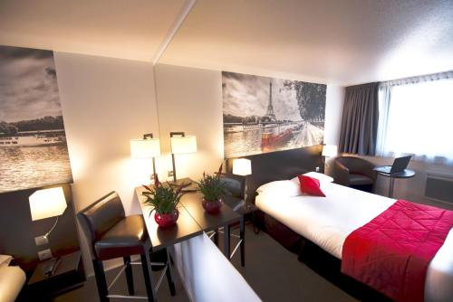 Hotel Pavillon Des Gatines, Paris West